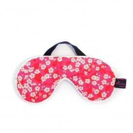 Mitsi Hot Pink Eye Mask