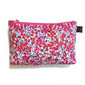 Wiltshire Red Classic Cosmetic Bag