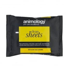 Clean Sheets Pet Wipes