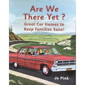Are We There Yet? Great Car Games to Keep Families Sane