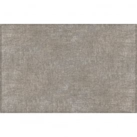 Vinyl Plain Light Grey Placemat