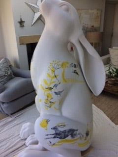 Sam Wilson Hare for Cotswold Trading