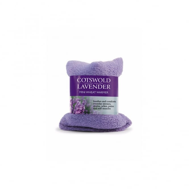 Cotswold Lavender Lavender Mini Wheat Warmer