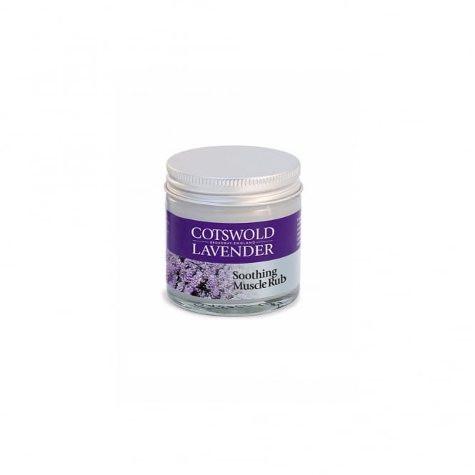 Cotswold Lavender Lavender Soothing Muscle Rub