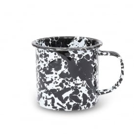 Speckled Enamel Mug