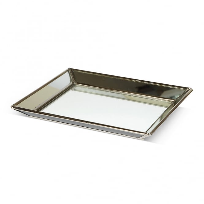 Culinary Concepts Art Deco Mirrored Serving Tray
