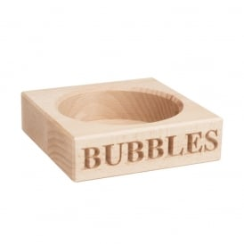 'Bubbles' Champagne Bottle Stand