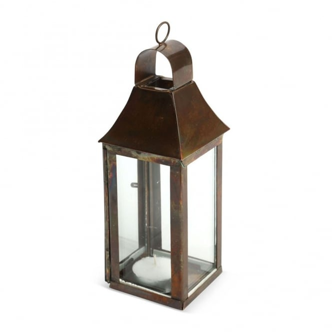 Culinary Concepts Mini Tonto Lantern - Burnished Copper