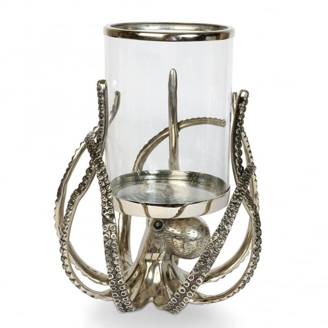 Culinary Concepts Octopus Hurricane Lantern