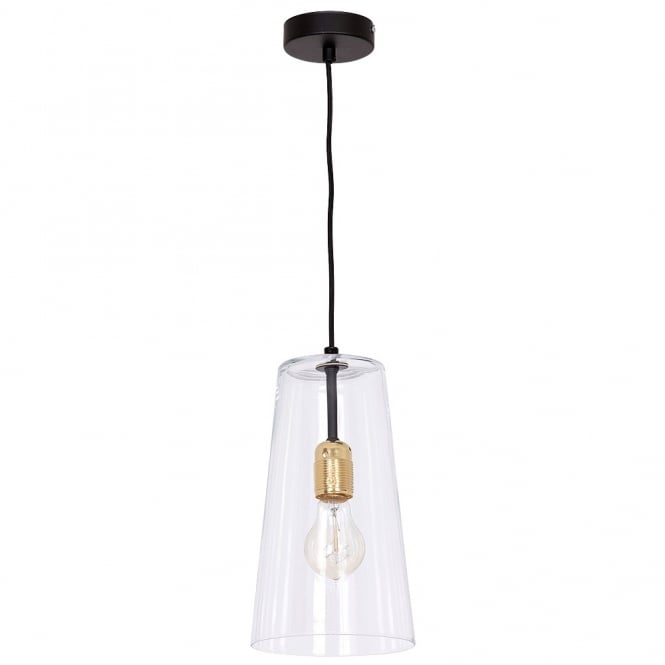 Culinary Concepts Portobello Glass Pendant Light