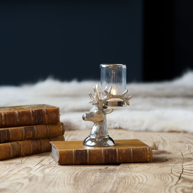 Culinary Concepts Stag Candle Holder