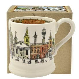 Cities of Dreams London Half Pint Mug Boxed