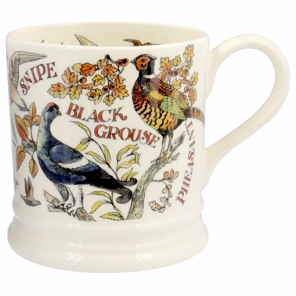 Emma Bridgewater Game Birds Pint Mug