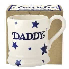 Starry Skies Daddy Half Pint Mug