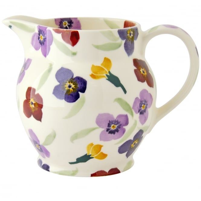 Emma Bridgewater Wallflower One and a Half Pint Jug