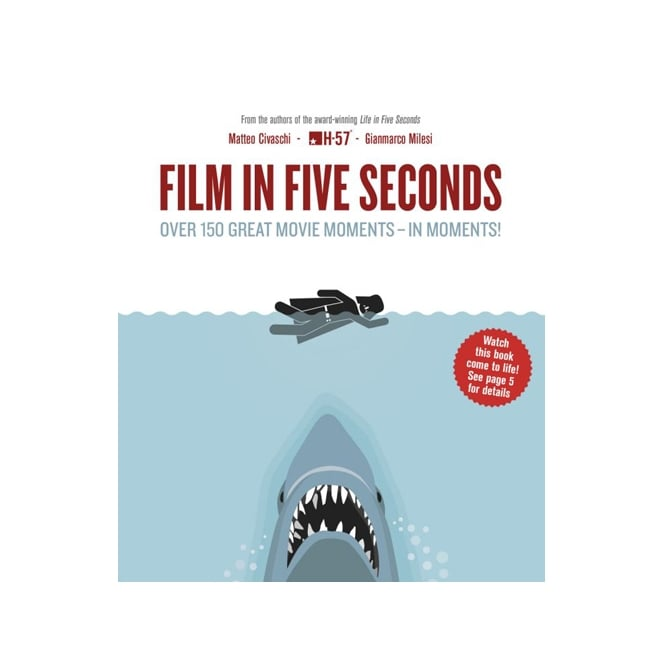 Film in Five Seconds - Over 150 Great Movie Moments - In Moments!