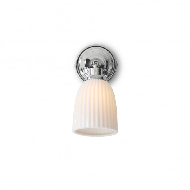 Garden Trading Alma Ceramic Bathroom Spotlight