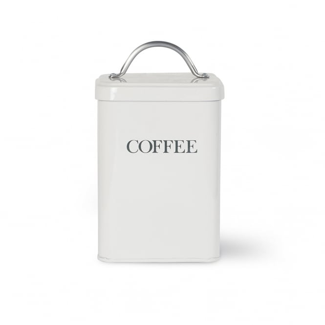Garden Trading Chalk Coffee Canister