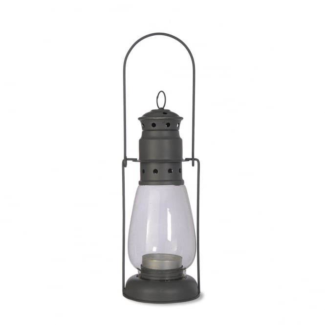 Garden Trading Miners Lantern Charcoal