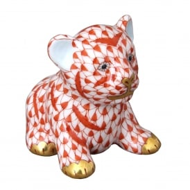 Little Tiger Cub Figurine