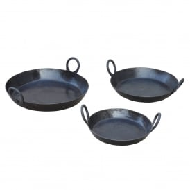 Set of 3 Skillets