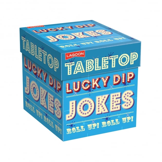 Lagoon Tabletop Lucky Dip Jokes
