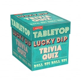 Tabletop Lucky Dip Trivia Quiz