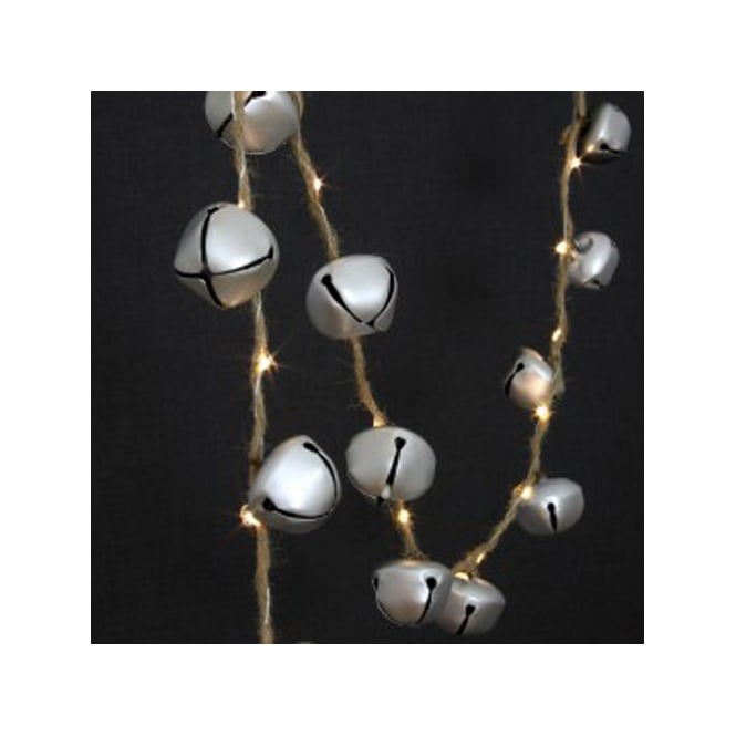 Light Style London Sleigh Bells Light Chain