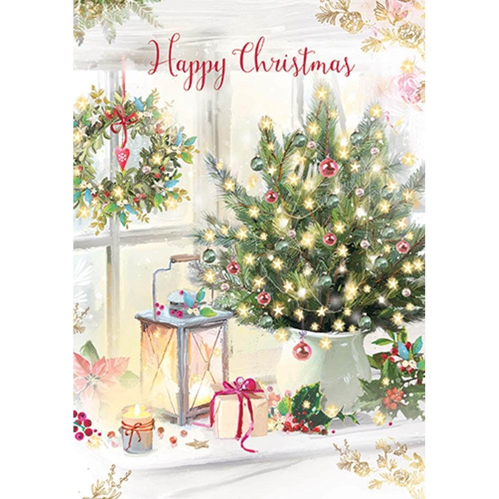 Assorted Box Of 24 Christmas Cards