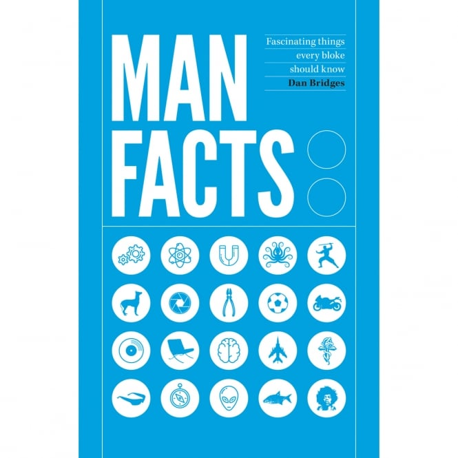 Man Facts: Fascinating Things Every Bloke Should Know