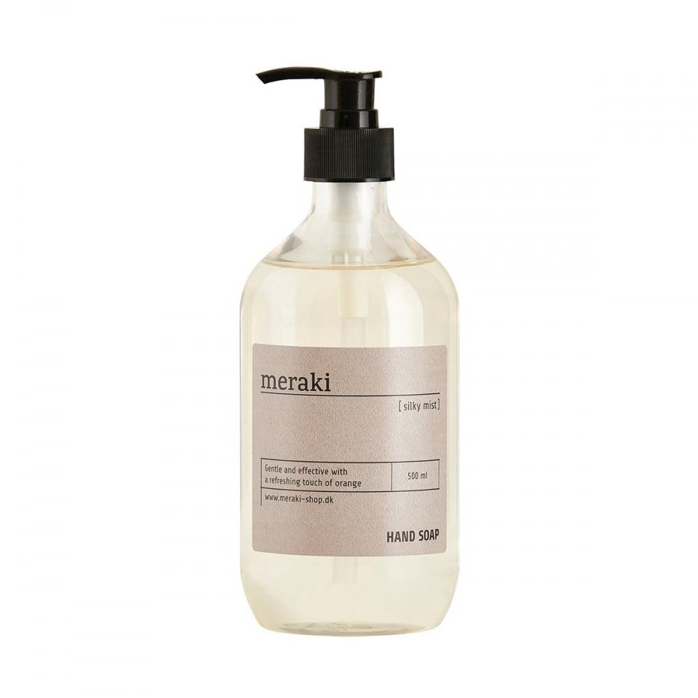 Meraki denmark silky mist hand soap for A la maison white tea liquid soap