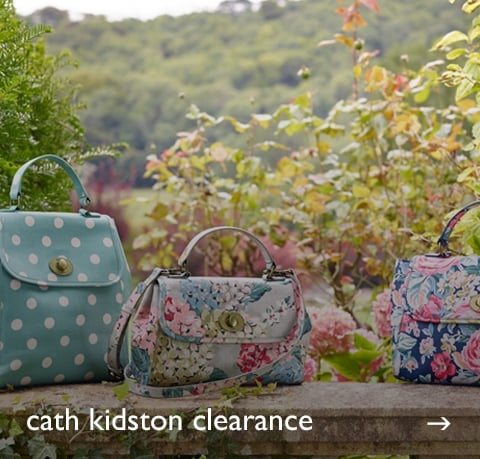 Cath Kidston clearance at Cotswold Trading