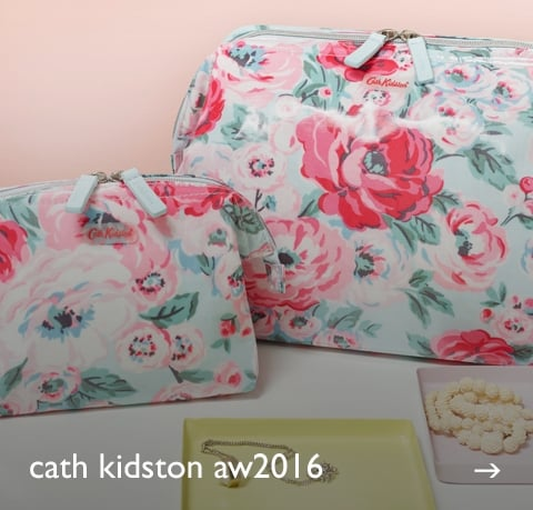 Cath Kidston AW2016 at Cotswold Trading