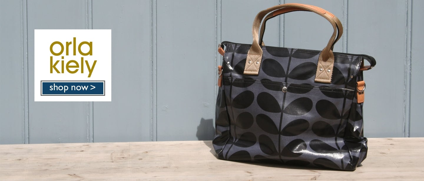 Orla Kiely at Cotswold Trading