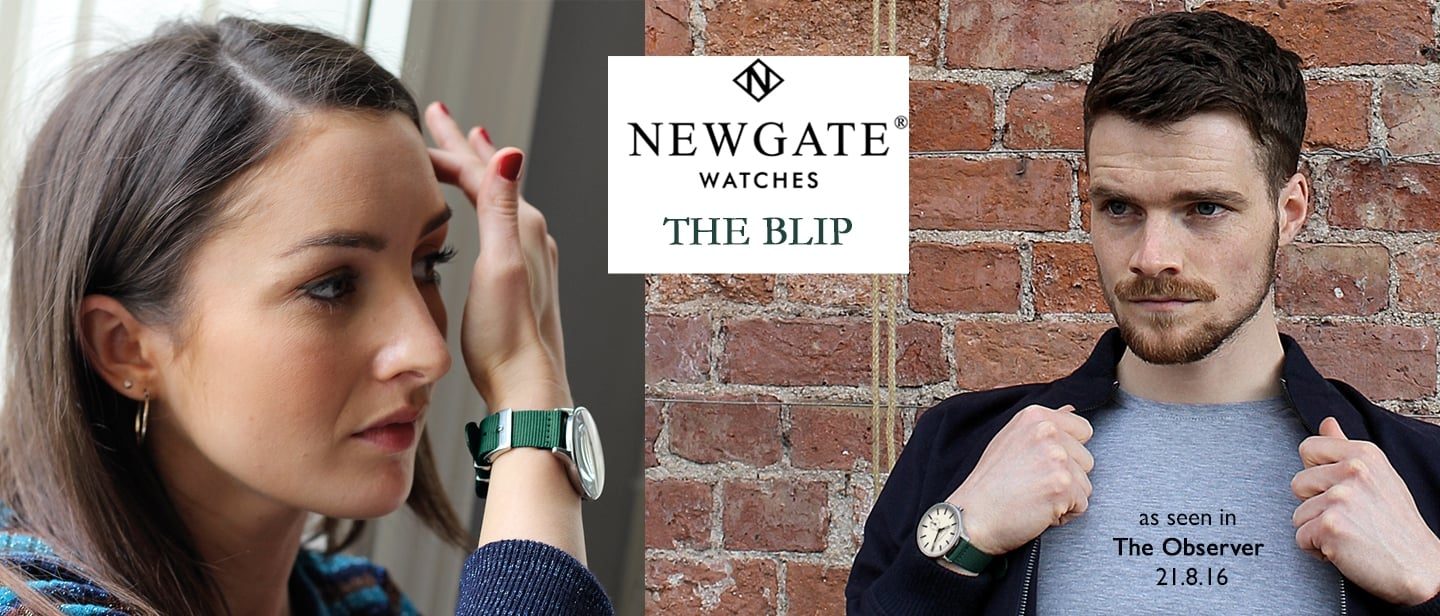 Newgate Watches at Cotswold Trading