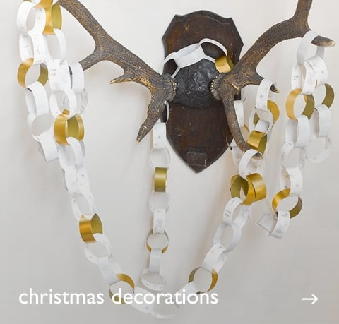 Christmas Decorations at Cotswold Trading