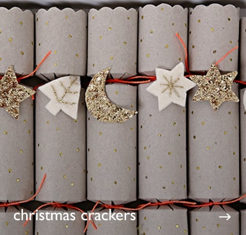 Christmas Crackers at Cotswold Trading