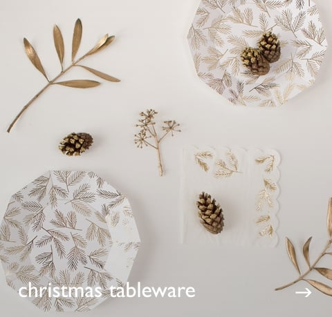 Christmas Tableware at Cotswold Trading