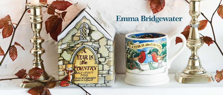 Emma Bridgewater at Cotswold Trading