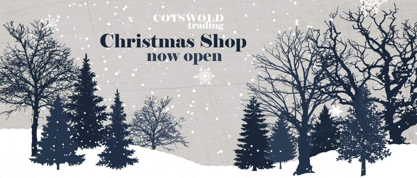 Christmas at Cotswold Trading