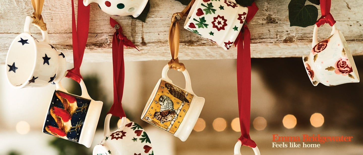 Emma Bridgewater at Cotswold Trading