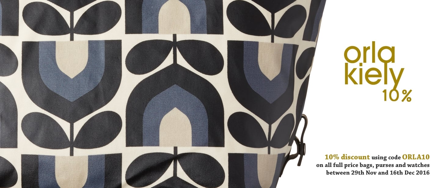 Orla Kiely Discount at Cotswold Trading