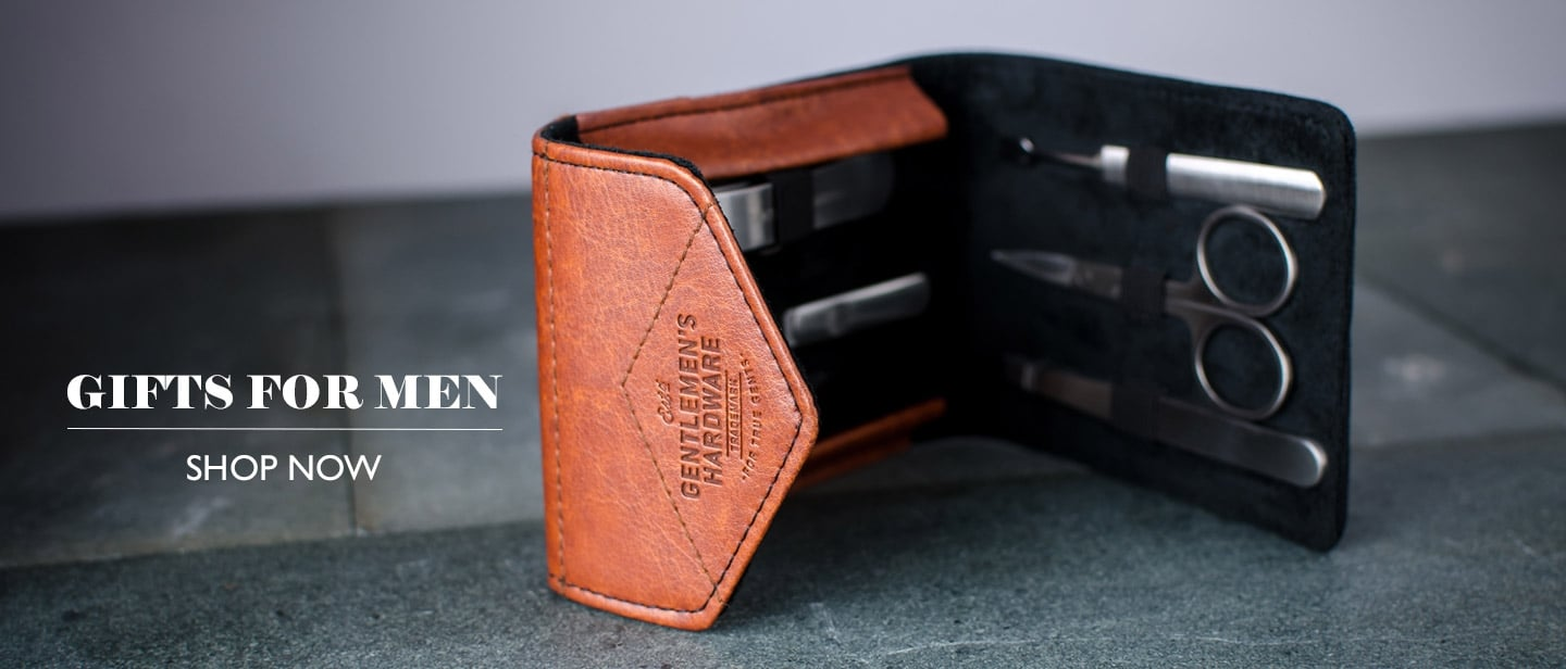 Gifts for Men at Cotswold Trading