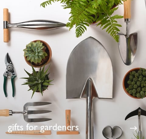 Gifts for Gardeners at Cotswold Trading