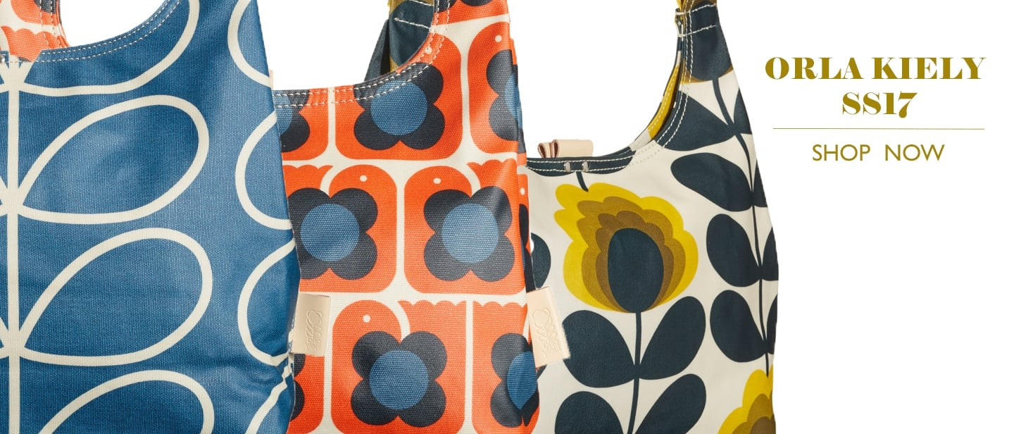 Orla Kiely SS17 at Cotswold Trading