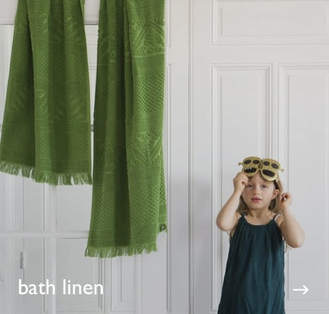 Bath Linen at Cotswold Trading