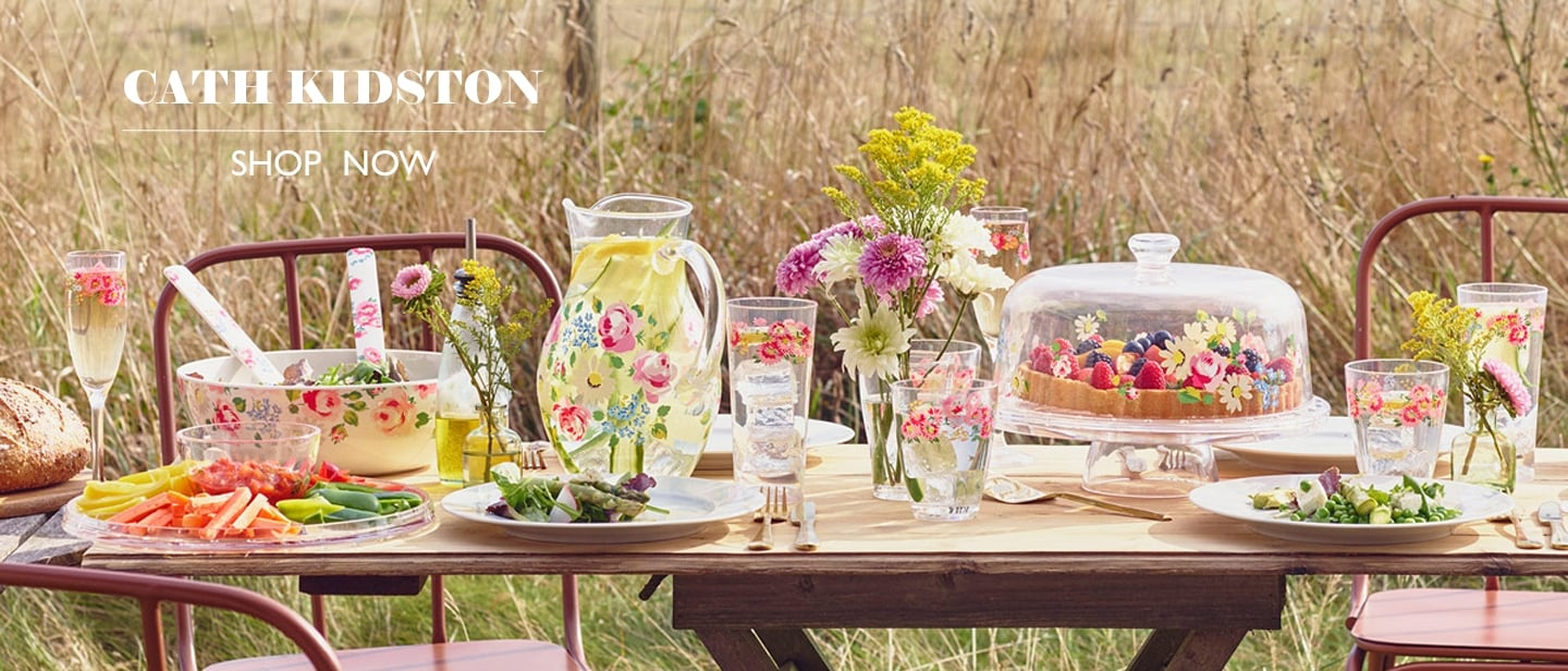 Cath Kidston SS17 at Cotswold Trading