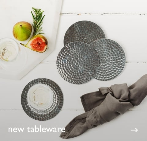New Tableware at Cotswold Trading