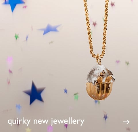 Quirky New Jewellery at Cotswold Trading