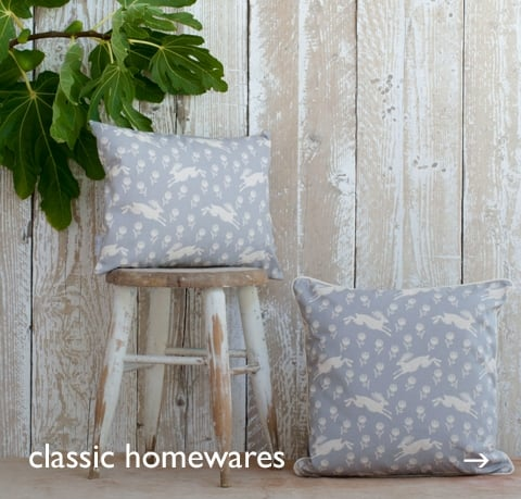 Country Cushions at Cotswold Trading